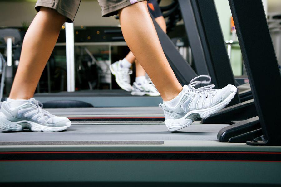 Какие мышцы работают при быстрой ходьбе