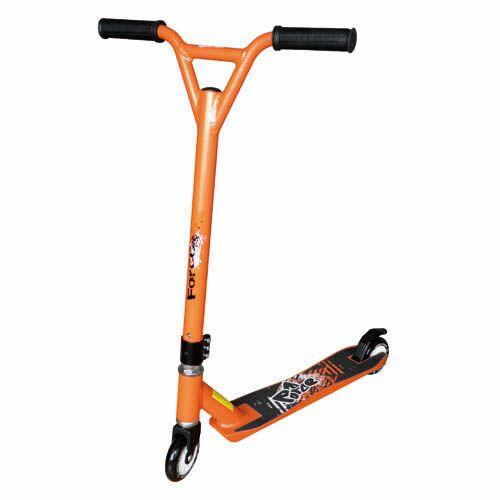Самокат Tempish Viper Stunt 100 AL оранжевый