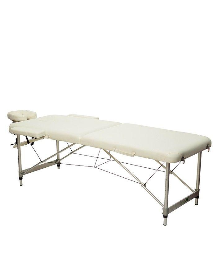Массажный стол HouseFit HY-2010-1.3 белый