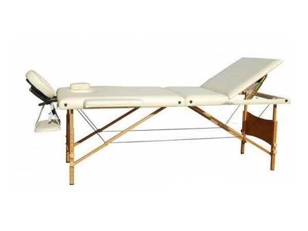 Массажный стол HouseFit HY-30110-1.2.3 бежевый
