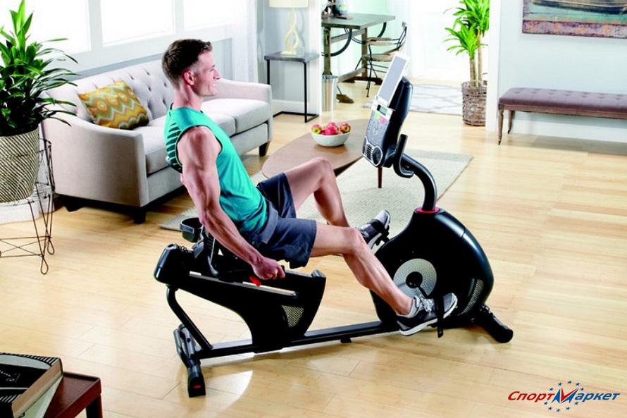 Велотренажер гипертония тренировка