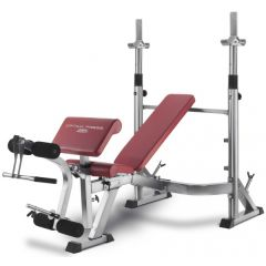 Скамья для жима BH fitness Optima Press G330 фото