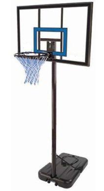e79b9cec Баскетбольная стойка Spalding NBA Highlight Polycarbonate 44