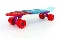 Скейтборд Penny Board Fish Color SK-402-3 фото
