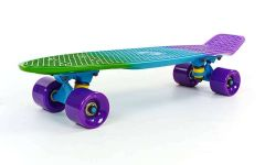 Скейтборд Penny Board Fish Color SK-402-4 фото